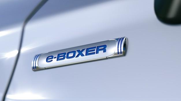 Subaru za Ženevo pripravlja dve elektificirani skrivnosti (foto: Subaru)