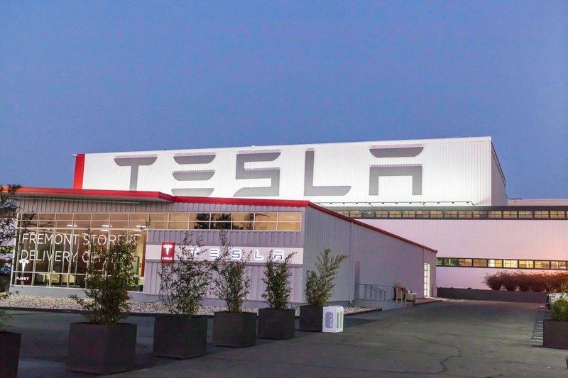 Tesla v Kaliforniji