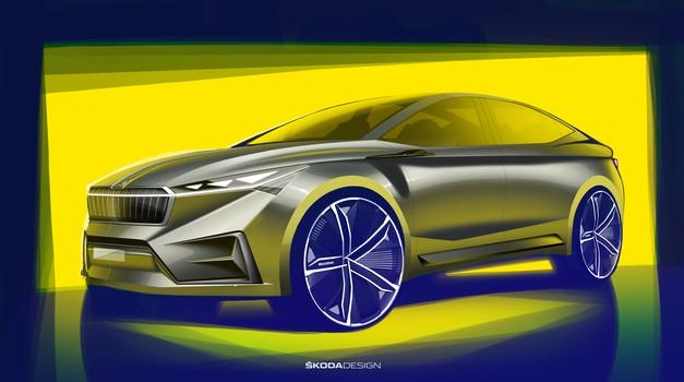 Vision iV - novi električni koncept češke znamke (foto: Škoda)