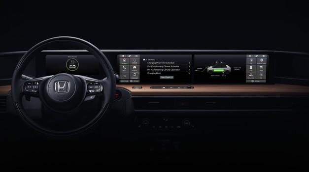 Honda v Ženevo prihaja s prototipom električnega avtomobila (foto: Honda)