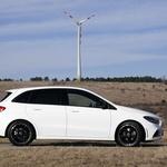 Novo v Sloveniji: Mercedes-Benz razred B (foto: Matija Janežič)