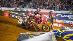 Monster Energy Supercross: Webb dobil igro stotink (video)