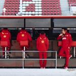 Formula 1: Tudi drugi dan testiranj brez presenečenj (foto: Ferrari)