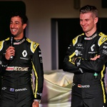 Formula 1: Tudi drugi dan testiranj brez presenečenj (foto: Renault)