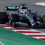 Formula 1: Po štirih dneh testiranj na vrhu Renault (foto: Daimler)