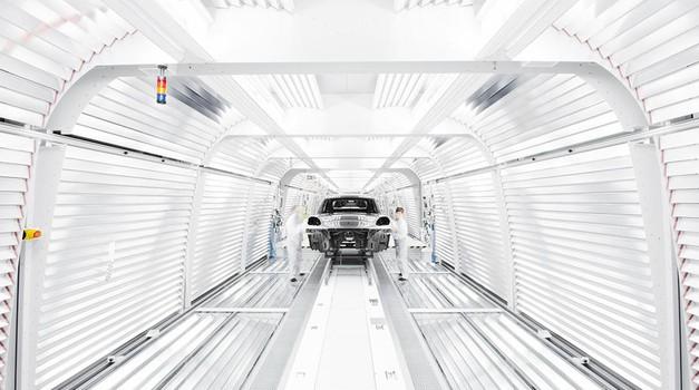 Porsche Macan bo v drugi generaciji dobil še električno izvedbo (foto: Porsche)
