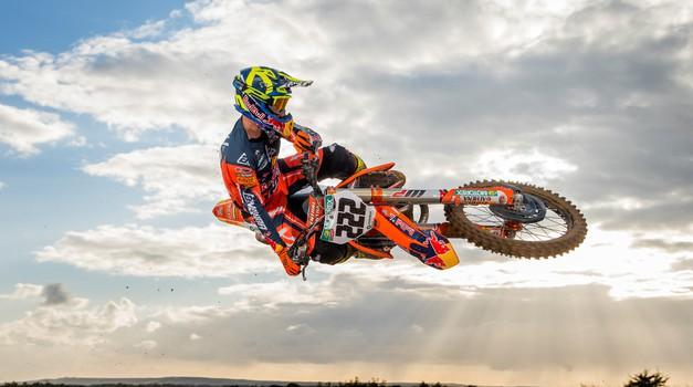 MXGP: nova sezona, stari zmagovalci (foto: Swijgers B. (KTM))