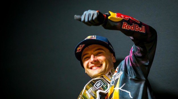 Monster Energy Supercross: Webb dominanten tudi v Atlanti (video) (foto: Simon Cudby (KTM))