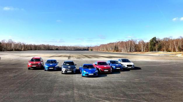 Oglejte si izbor Evropski avto leta 2019 (foto: Sebastjan Plevnjak)
