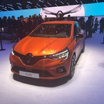 Ženeva 2019: V Sloveniji vedno priljubljeni Renault Clio v novi izdaji (foto: Sebastjan Plevnjak)