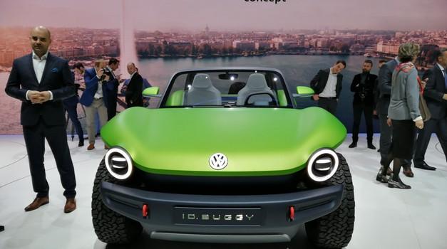 Ženeva 2019: Štiri svetovne premiere za Volkswagen (foto: Dušan Lukič)