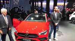 Ženeva 2019: Mercedes predstavlja novi CLA Shooting Brake