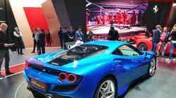 Ženeva 2019: Ferrari predstavlja naslednika modela 488 GTB, F8 Tributo