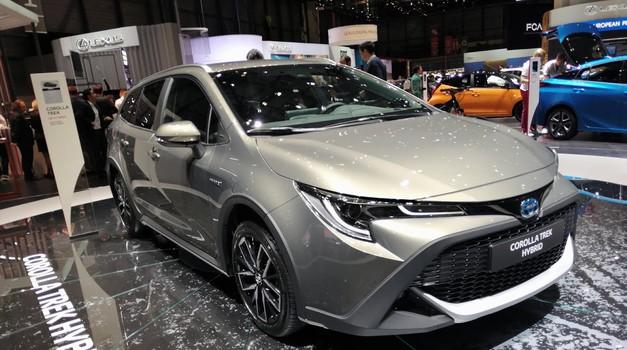 Ženeva 2019: Toyota s kozmetičnimi popravki, Lexus z evropskimi premierami (foto: Dušan Lukič)