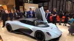 Ženeva 2019: Aston Martin obudi znamko Lagonda