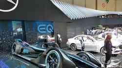 Mercedes-Benz vstopa v formulo E