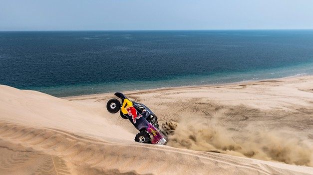Video: Jorge Lorenzo na sipinah (foto: Red Bull)
