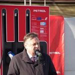 Petrol odprl vozlišče za hitro polnjenje električnih vozil (foto: Petrol)