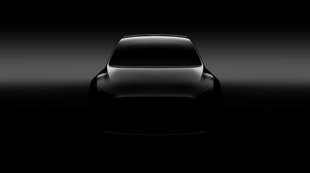 Tesla Model Y prihaja naslednji teden (foto: Tesla)