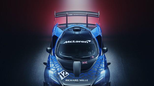 Najhitrejši McLaren s streho nad glavo voznika (foto: McLaren)