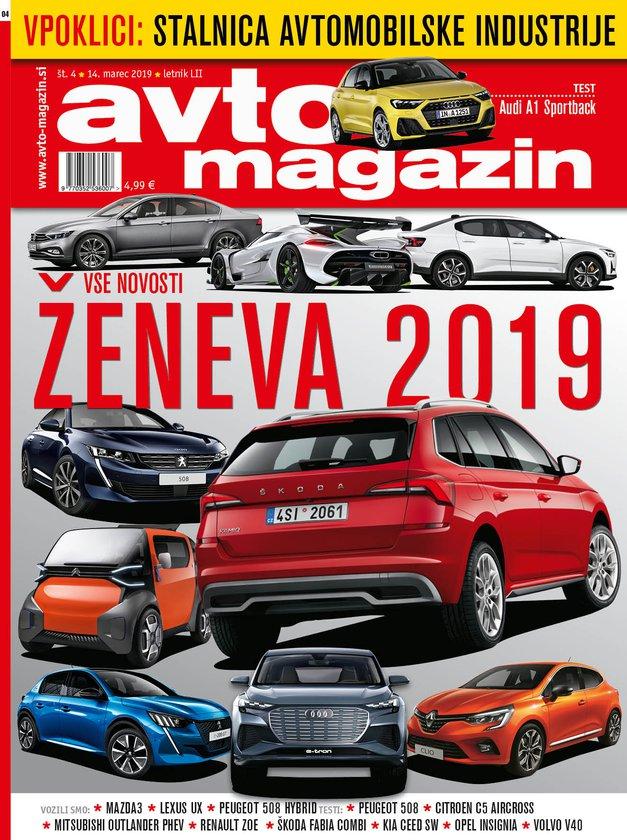 Avto magazin - 04/2019
