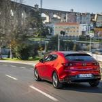 Novo v Sloveniji: Mazda3 (foto: Tomaž Porekar/Mazda)