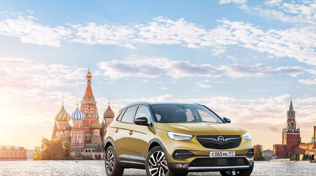 Opel se vrača v Rusijo (foto: Opel)