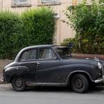 Zgodovina: Austin - steber britanske avtomobilske industrije (foto: Profimedia)