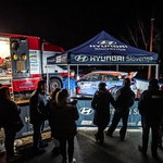 Hyundai in Rok Turk – letošnja nova reli zveza (foto: Uroš Modlic)