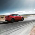 Križanec Tesla Model Y bo stal manj kot 40.000 evrov (foto: Tesla)