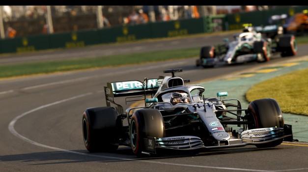 Formula 1: Mercedes po starem? (foto: FIA)