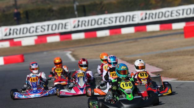 Slovenski kartisti znova uspešni v italijanskem Lonatu (foto: JEFRA Racing Klub)