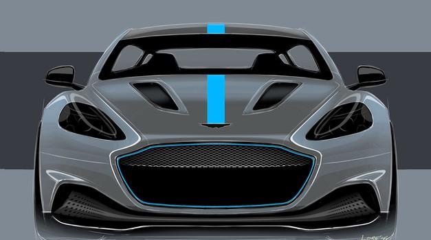 James Bond bo od zdaj nepridiprave lovil še nekoliko bolj pritajeno (foto: Aston Martin)