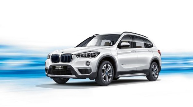 BMW s hibridom več kot 100 kilometrov na elektriko (foto: BMW)