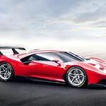 Ferrari P80/C - najskrajnejši italijanski koncept? (foto: Ferrari)