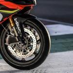 Aprilia desetletje RSV4 obeležuje z ekskluzivnim motociklom RSV4 X (foto: Aprilia)