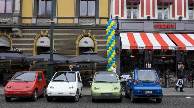 Norveška: prestolnica električnih avtomobilov (foto: Profimedia)