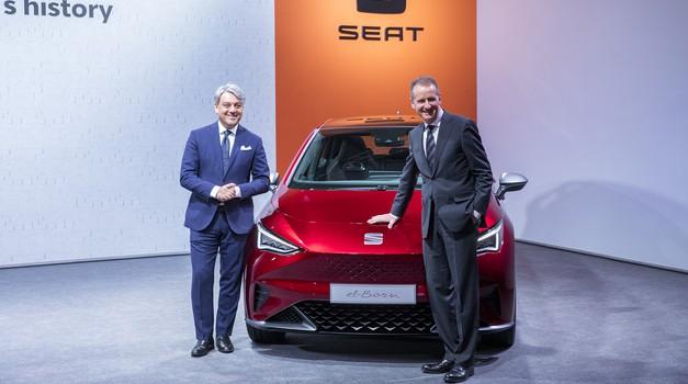 Seat bo razvijal 'ugodna' električna vozila za VW (foto: Seat)