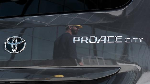 Citroen Berlingo kmalu tudi s Toyotino značko (foto: Toyota)