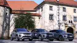 Novo v Sloveniji: Range Rover Evoque