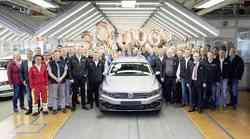 Volkswagen Passat je najbolje prodajan avtomobil srednjega razreda