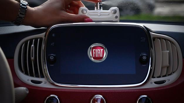 Fiat s pomočjo znamke Tesla do navidezno nižjih izpustov CO2 (foto: FCA)