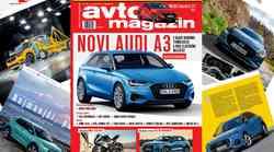Izšel je novi Avto magazin! Testi: Audi Q3, BMW 330i, Opel Combo, Ford Focus, Renault Kadjar