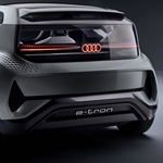 Audi AI:Me predčasno zasijal v Šanghaju (foto: Audi)