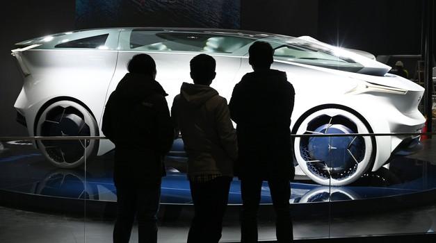 Slovenija že dovoljuje testiranje avtonomnih avtomobilov (foto: Profimedia)