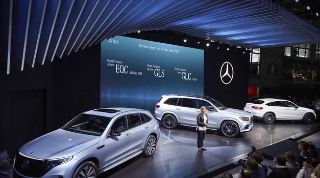 Daimler bo zategnil pasove, v igri so milijarde (foto: Daimler AG)