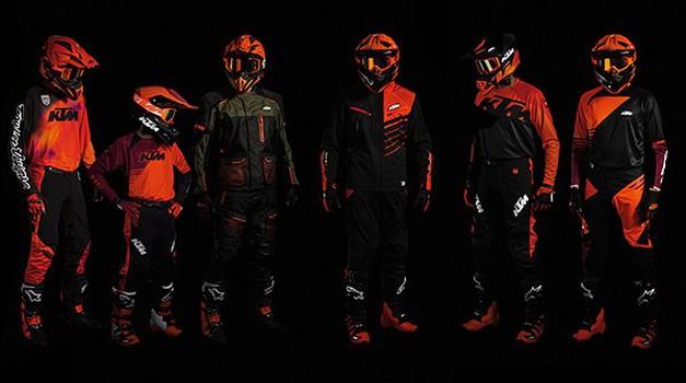 KTM predstavil novo kolekcijo opreme (foto: KTM)