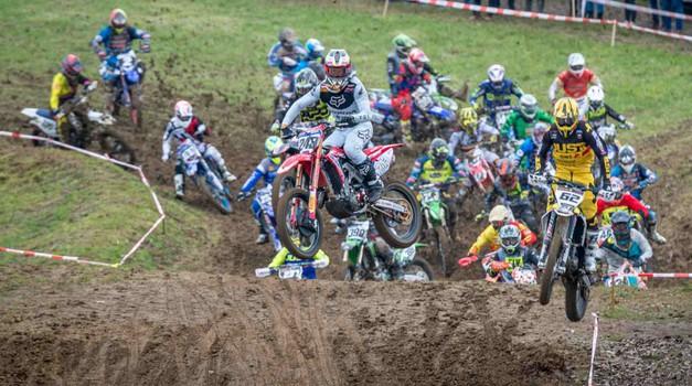 Nov vikend in s tem nova dirka državnega prvenstva v motokrosu (foto: Jože Bojec (vir: AMZS))