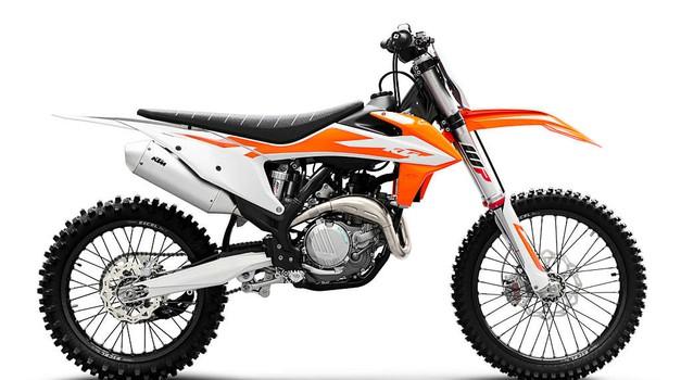 KTM predstavil linijo motokros modelov z letnico 2020 (foto: KTM)