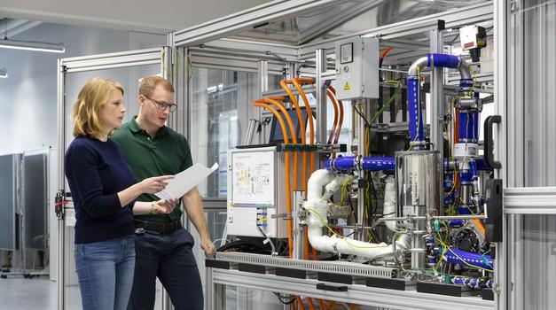 Bosch se pripravlja na masovno proizvodnjo gorivnih celic (foto: Bosch)